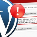 WordPress Custom Post Types Memory Exhausted Fix
