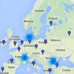 Google Maps Clustering IE Problem