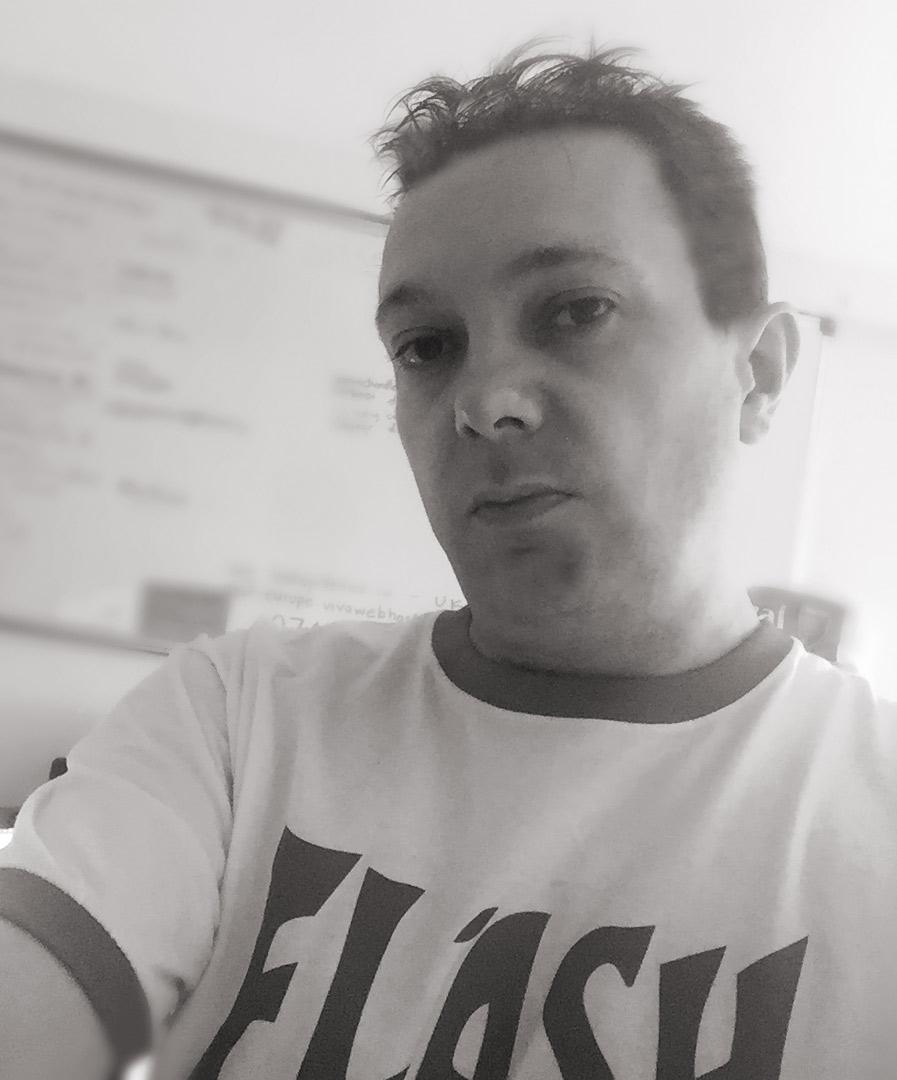 Web Developer and Freelance Programmer Warren Chandler